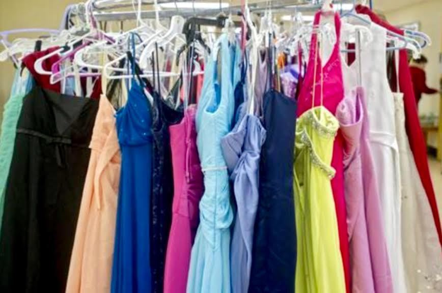 Annual prom dress event, Jan. 21