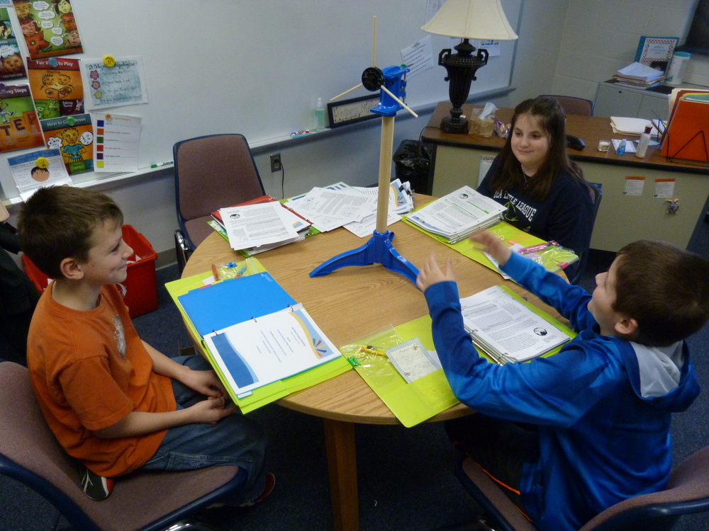 Students prepare for KidWind Challenge