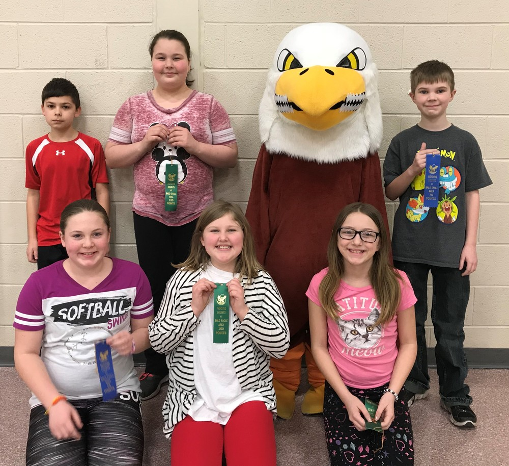 March Assembly - Reading Awards