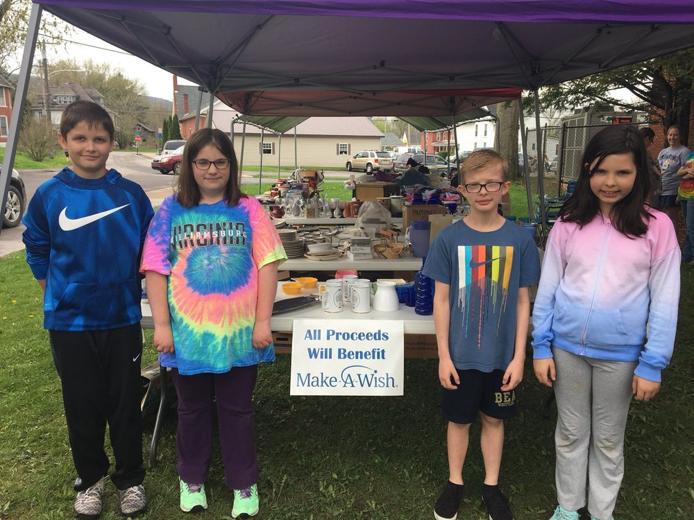 Howard Elementary yard sale proceeds to benefit Make-A-Wish Foundation