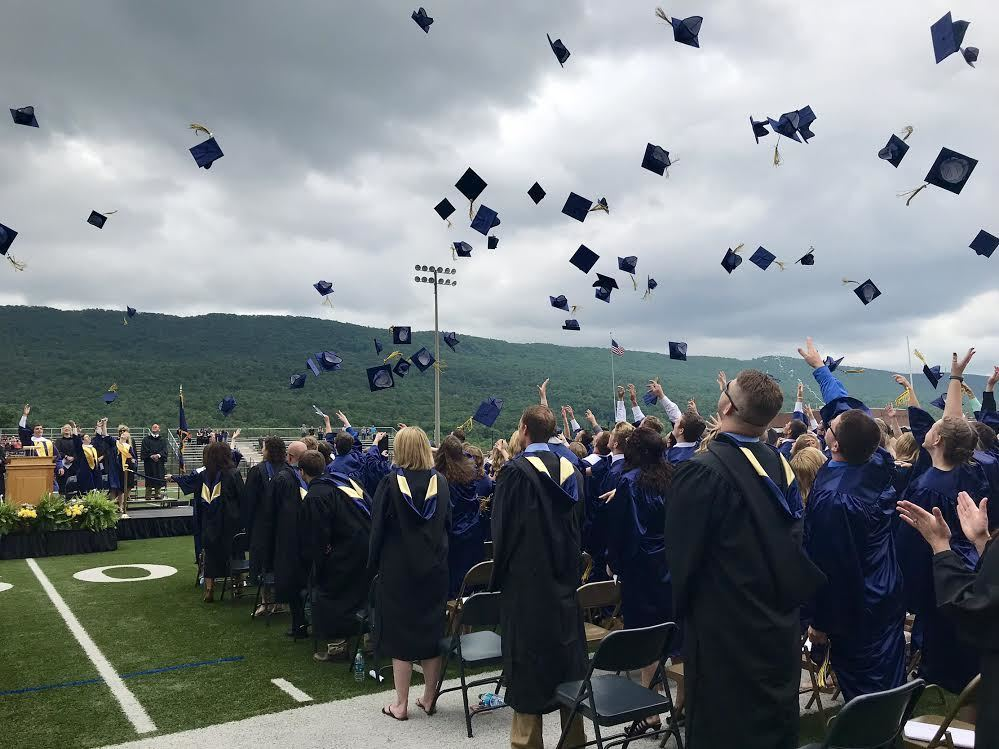 144 seniors part of Class of 2018 graduation