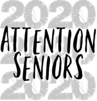 Senior Event information