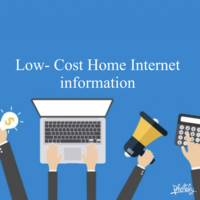 Low Cost Home Internet