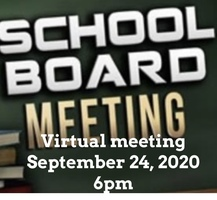 Virtual -September 24, 2020 6pm