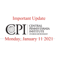 Update as of Monday, January 11 2021 for CPI Students
