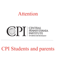 Attention CPI Students. 1-10-21