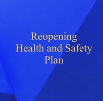 Health and Safety Plan 2020-2021