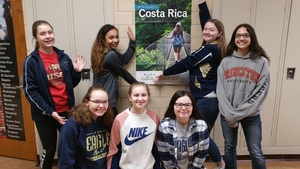 Costa Rica trip in the works for BEA Spanish students
