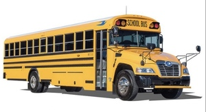 Pre-season fall sports bus routes