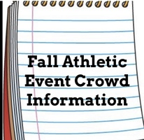 Fall Athletic Event Crowd Information