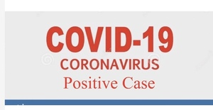 Positive Covid Case at High School 11-19-20